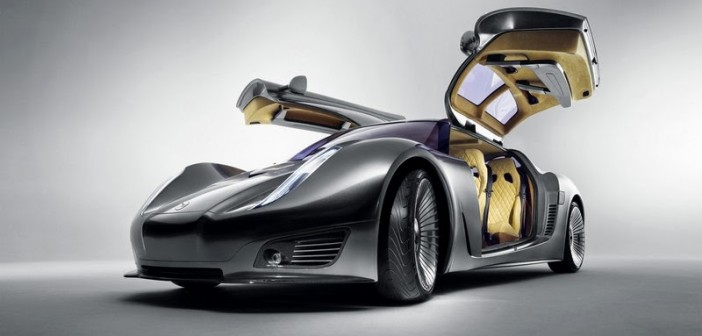 Salt Water Powered Car: The Salt Water Powered Quant E-Sportlimousine