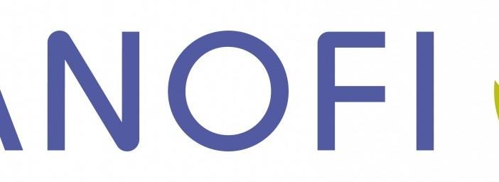 Sanofi Logo 3 color horizontal